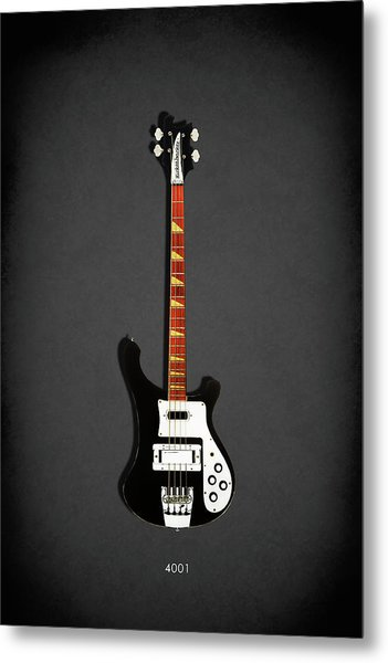 Rickenbacker 4001 1979 Metal Print