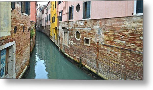 Riellos Of Venice Metal Print
