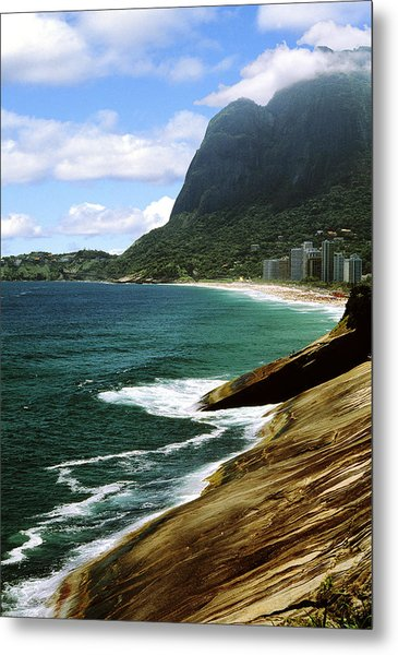 Rio De Janeiro Brazil Metal Print by Utah Images