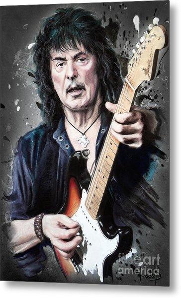 Ritchie Blackmore Metal Print