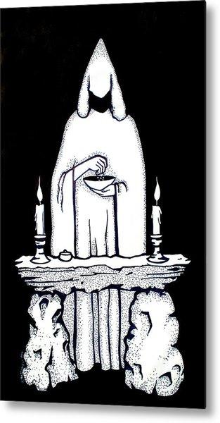 Ritual Metal Print by Diana Blackwell