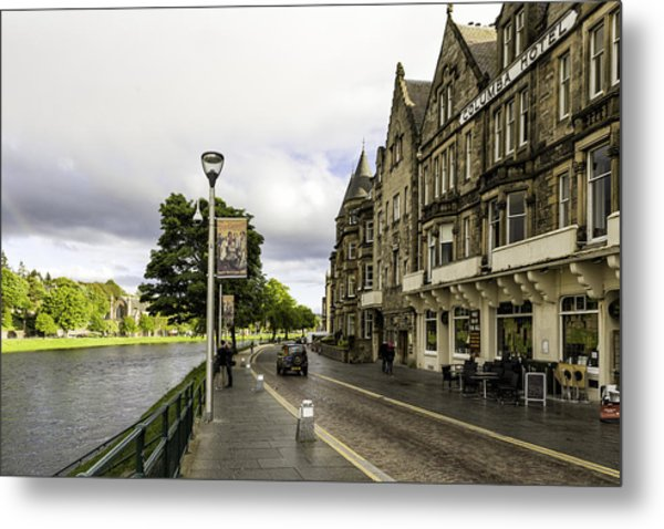 River Ness Metal Print
