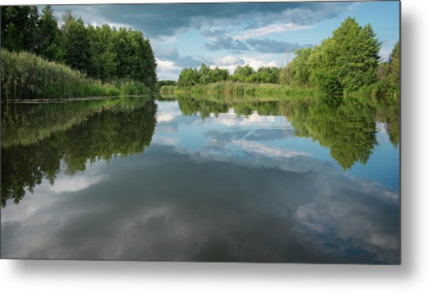River Of Dreams. Sedniv, 2015. Metal Print