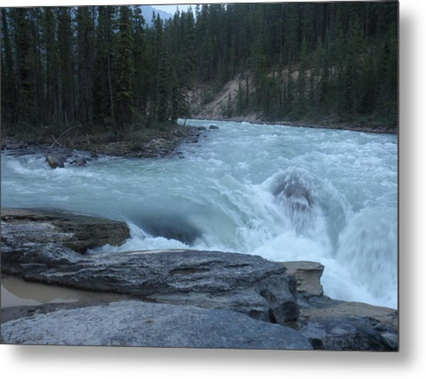 River Spirit Metal Print