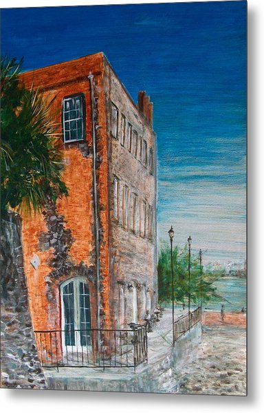 River Street Metal Print by Pete Maier