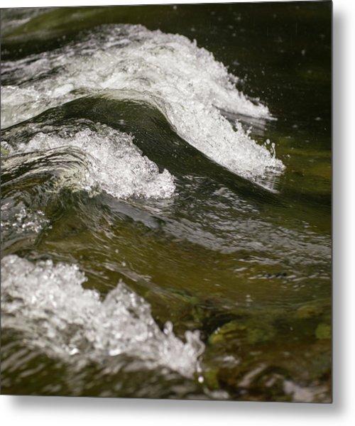 River Waves Metal Print