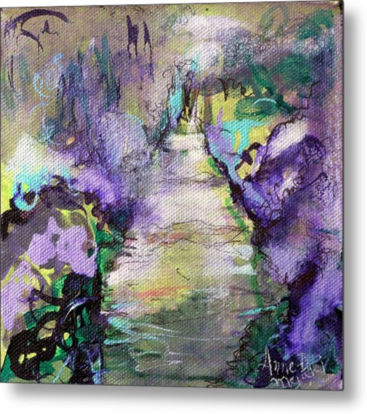 Road To Euphoria Metal Print