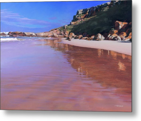 Robberg Complements Metal Print