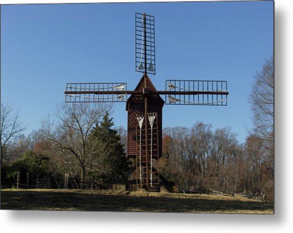Robertsons Windmill Metal Print