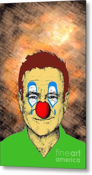 Robin Williams 1 Metal Print