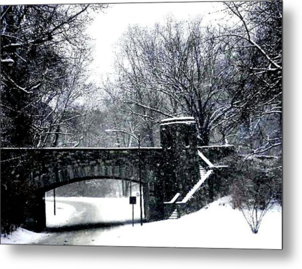 Rock Creek Parkway Washington Dc Metal Print by Fareeha Khawaja