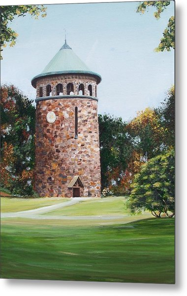 Rockford Tower Metal Print