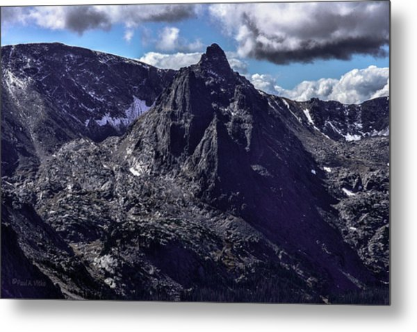 Rocky Mountain National Park Colorado Metal Print