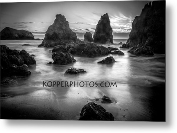 Rodeo Beach  Metal Print