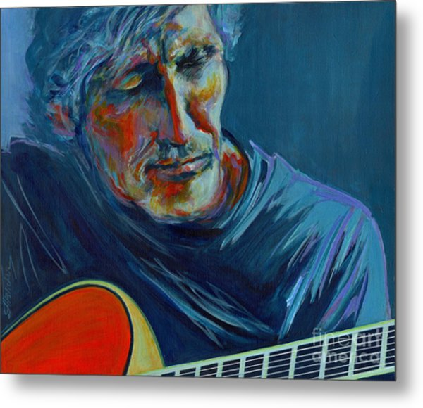 Roger Waters. Do You Think You Can Tell  Metal Print