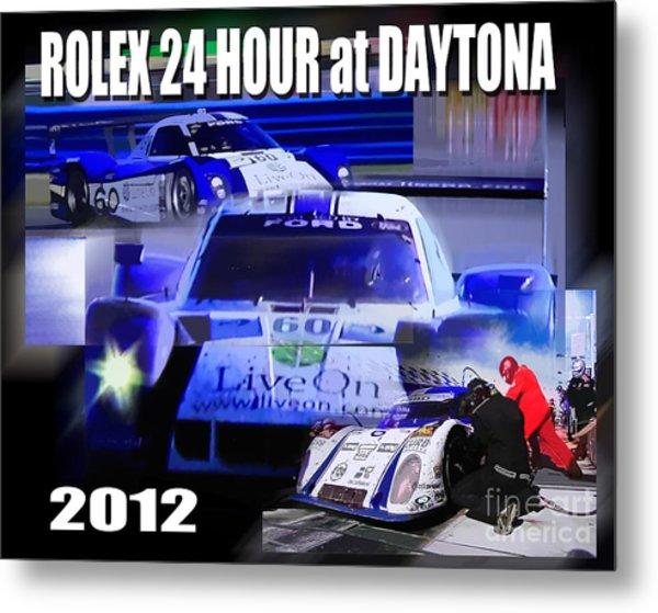 Rolex Daytona Metal Print