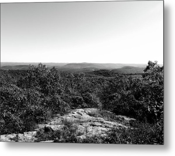 Rolling Hills Metal Print by Eric Radclyffe