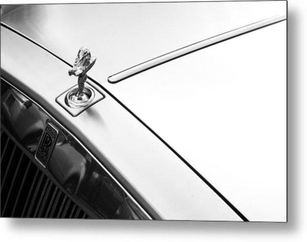 Rolls Royce 1 Metal Print by Jez C Self