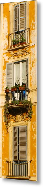 Rome With A View Metal Print