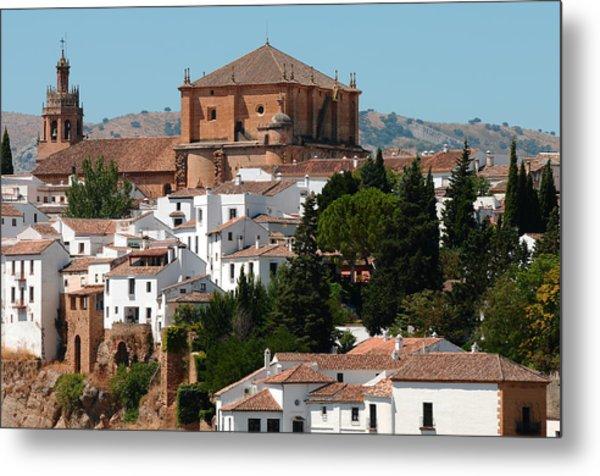 Ronda. Andalusia. Spain Metal Print