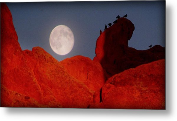 Room With A View.. Metal Print