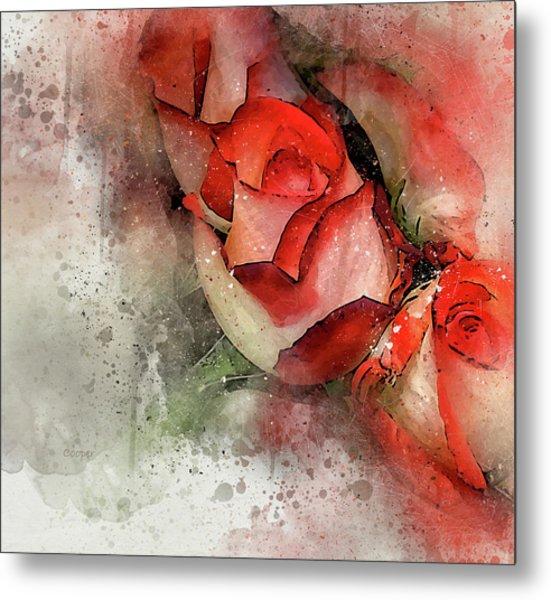 Rose 6 Metal Print