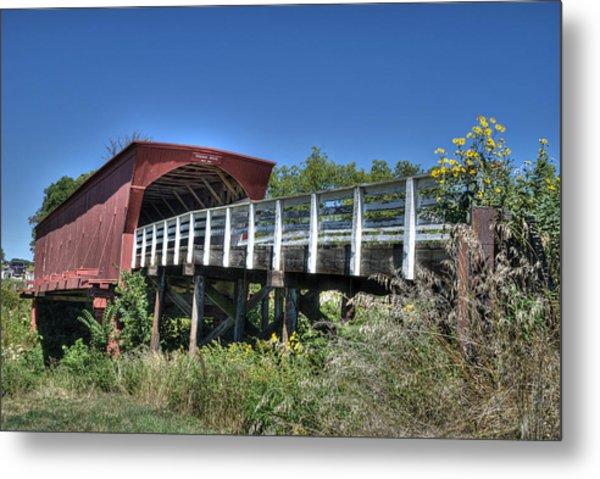 Roseman Bridge No. 5 Metal Print