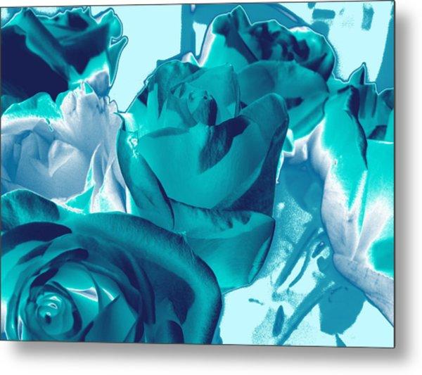 Roses #4 Metal Print