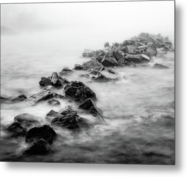 Rough Superior Metal Print