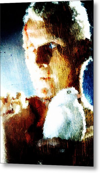 Roy Batty Metal Print