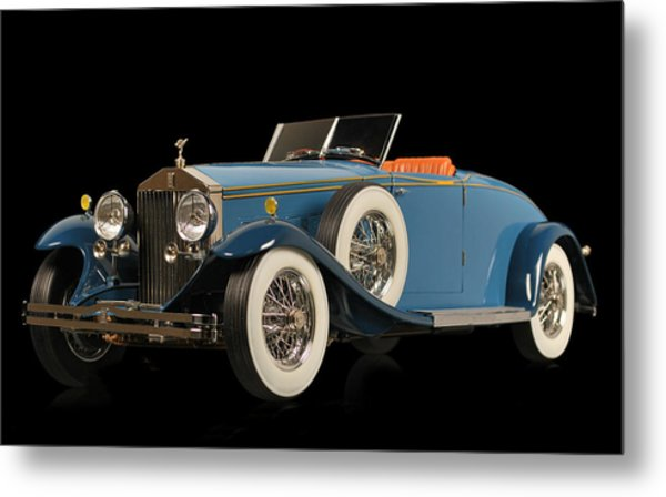 Royce Phantom II Metal Print