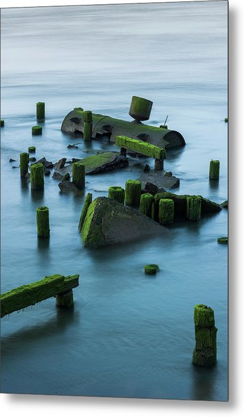 Ruins Of The Day Metal Print