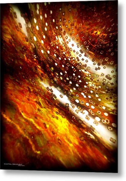 Rustic Metal Print by Dreamlight  Creations