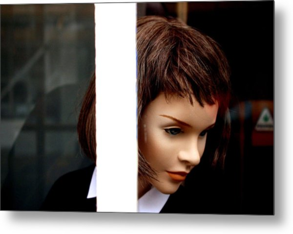 Sabina Metal Print by Jez C Self
