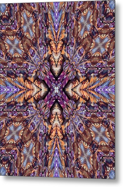 Sacred Creations Metal Print by Ricky Kendall