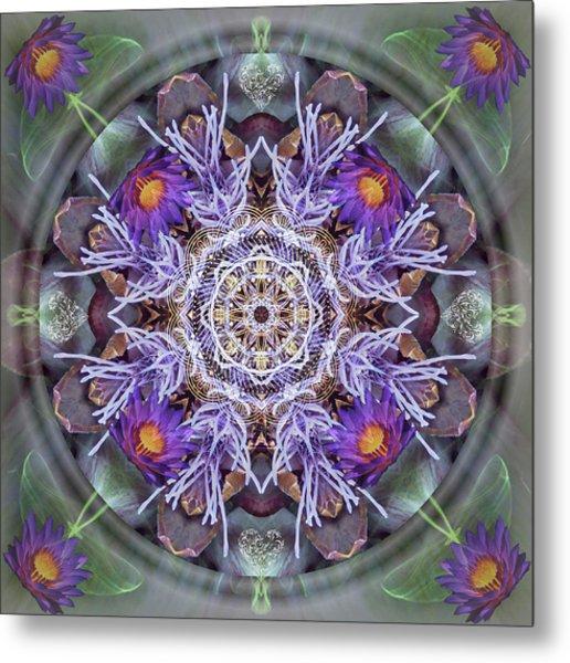 Sacred Emergence Metal Print