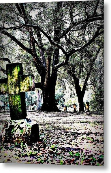Sacred Rest Metal Print by Jill Tennison