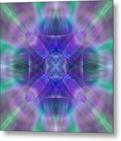 Sacred Space Metal Print