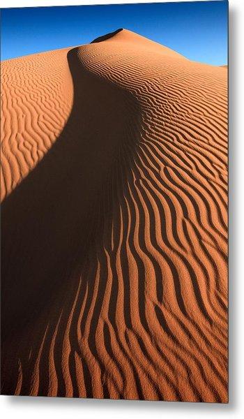 Sahara Dune II Metal Print
