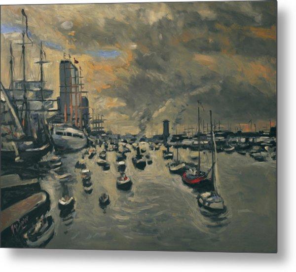 Sail Amsterdam 2015 Metal Print