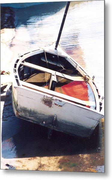Sailing Memories Metal Print