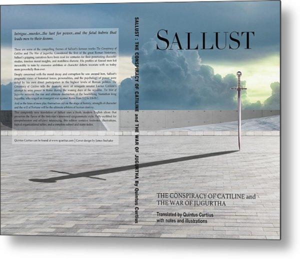 Sallust Cover Metal Print