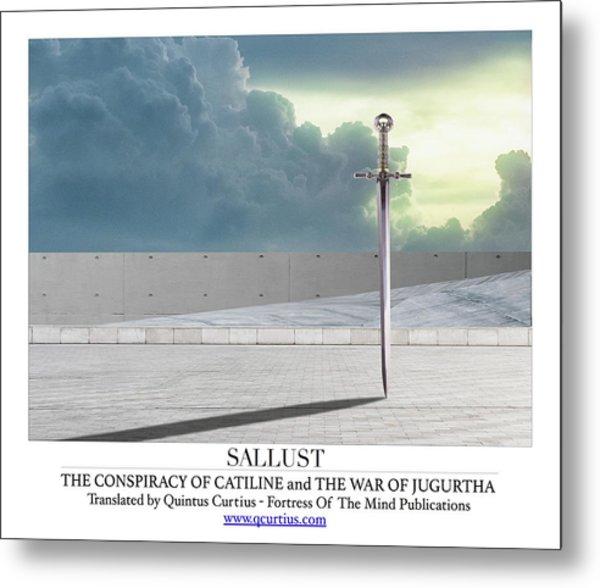 Sallust  Metal Print