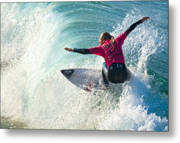 Sally Fitzgibbons Metal Print