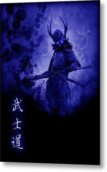 Samurai Warrior 2 Metal Print