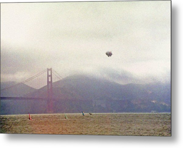 San Francisco Bay Recreation 1 Metal Print by Steve Ohlsen
