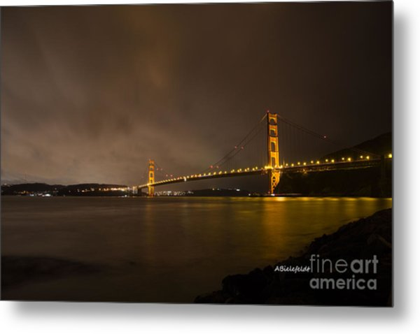 San Francisco- February Metal Print