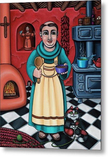 San Pascual Paschal Metal Print