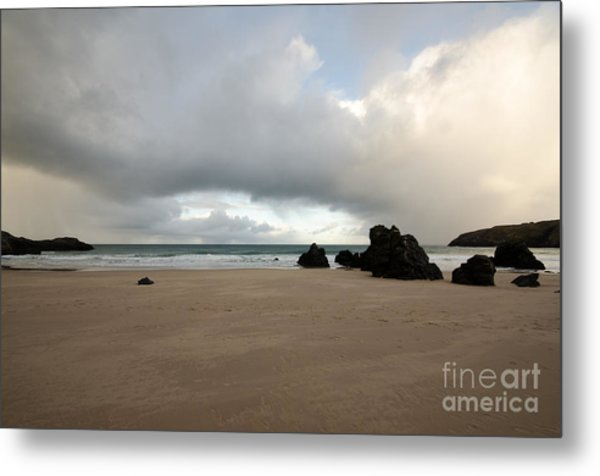 Sango Beach, Durness Metal Print