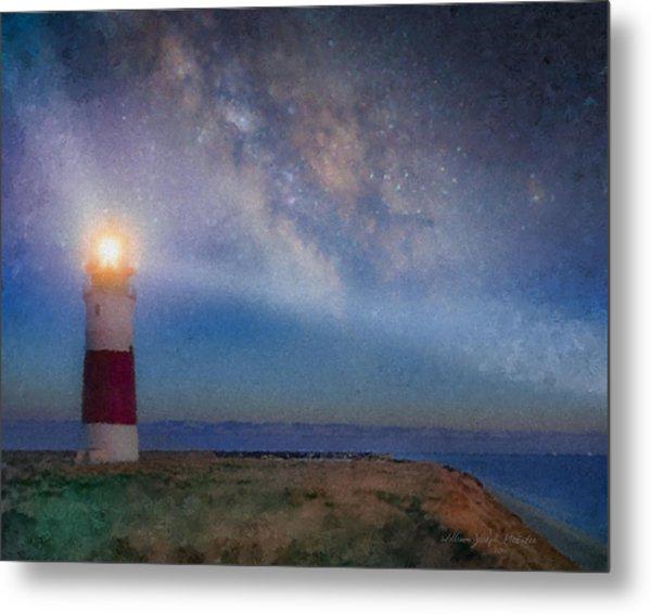 Sankaty Head Light, Nantucket Metal Print